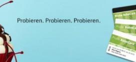 Probe BahnCard 25: 19 € in der 2. Klasse – oder Probe BahnCard 50 ab 79 € (2. Klasse)