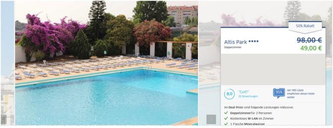 Altis Park Hotel Lissabon