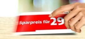 Bahn Sparpreis bis 10.12.2016: Tickets aus der Radio-Werbung für ICE & IC/EC ab 14,25 € mit BC 25 + 50 – für Fahrten bis 9.6.2017