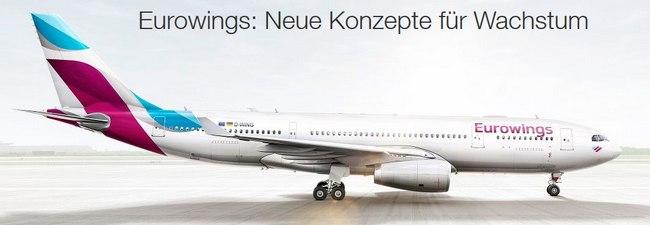Eurowings Langstreckenflüge ab Herbst 2015 nach Dubai ab 99,99 € pro Strecke