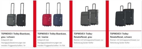 Topmove Koffer