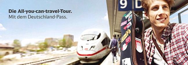 DB Deutschland Pass