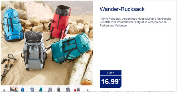 Out 4 Living Wanderrucksack