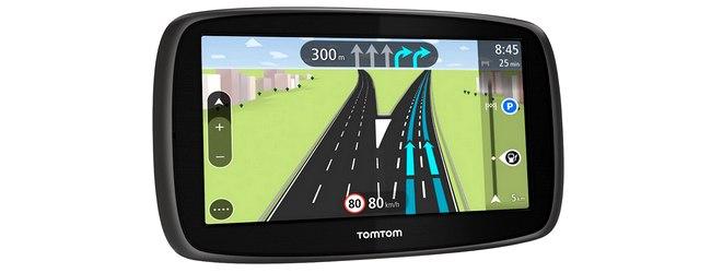 TomTom Start 60: 6-Zoll-Navigationssystem mit Lifetime-Updates unter 100 €