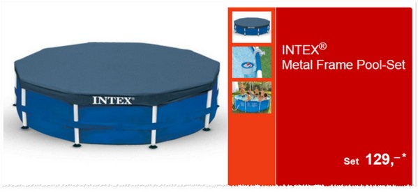 Intex pool als aldi nord angebot ab 6 dienstag - Intex pool set aldi ...