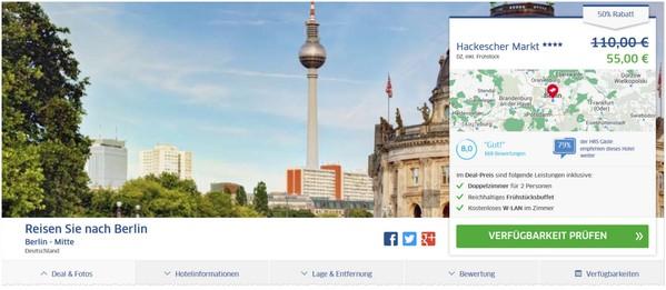Hotel Hackescher Markt Berlin