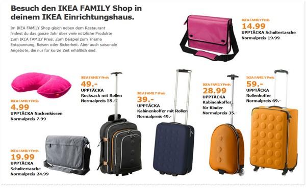 Ikea Koffer ikea koffer trolleys upptäcka angebote günstiger