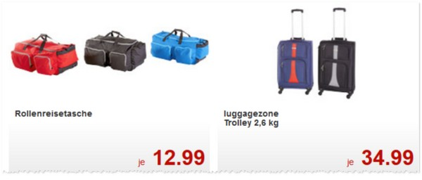 koffer kaufland