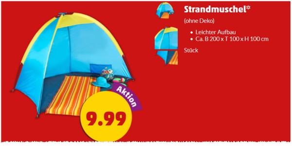 Penny Strandmuschel Im Angebot Ab 2152015 Für 999