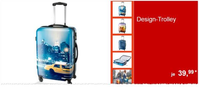 ALDI Design Trolleys