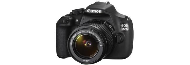 Canon EOS 1200D als Saturn-Osterangebot ab 21.3.2016 für 299 € mit Objektiv, Tasche und Speicherkarte – heute online!
