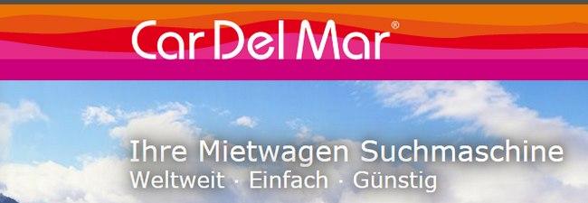 30 € CarDelMar Gutschein für 5 € bei Travelbird: Günstige Mietwagen-Buchungen bis 31.8.2015