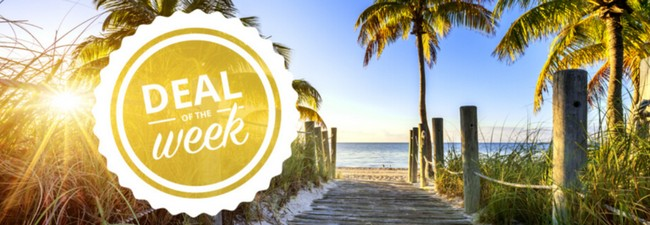 Holidaycheck Deal of the week - Reise Wochenangebot