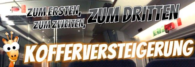 Kofferversteigerung: Auktions-Termine 2017 in Deutschland