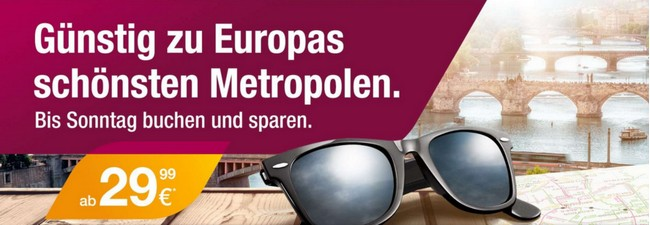 Germanwings Tickets: Günstige Flugangebote