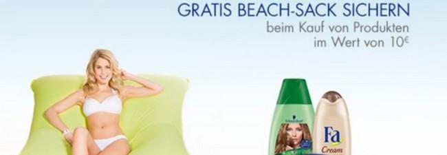 Beach-Sack gratis