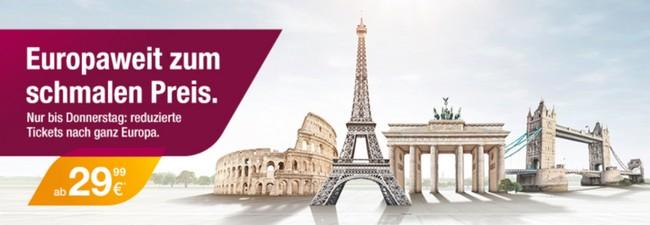 Germanwings Tickets günstiger buchen