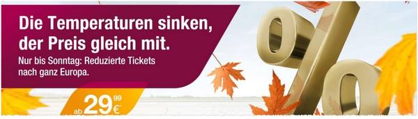 reduzierte Germanwings Tickets