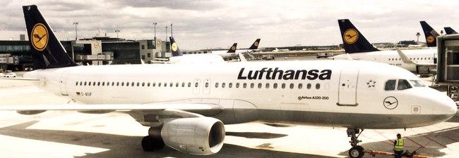 Lufthansa Flugplan