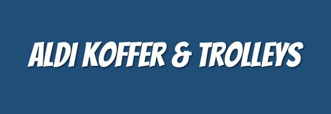 ALDI Trolleys als ALDI Nord Angebot ab 24.8.2017 – Reisegepäck 29,99 €