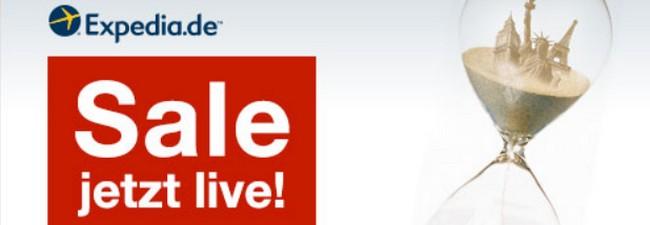 Expedia 72-Stunden-Sale: Hotel-Rabatt – noch bis Donnerstag