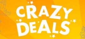 Europcar Crazy Deals 2016: Bis zu 20% Rabatt – günstigere Mietwagen-Preise bis 29.3.2016 sichern