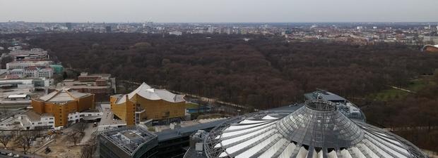 Panoramapunkt Berlin Gutschein – Fahrt in Euopas schnellstem Aufzug + Ausstellung ab 6,50 €
