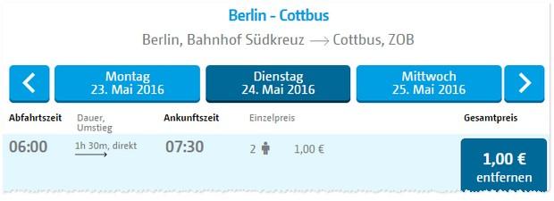 Berlinlinienbus Tickets
