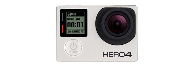GoPro Hero 4 Silver (Adventure Edition) für 299 € bei Saturn